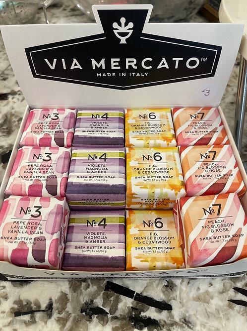 Via Mercato Mini Soap