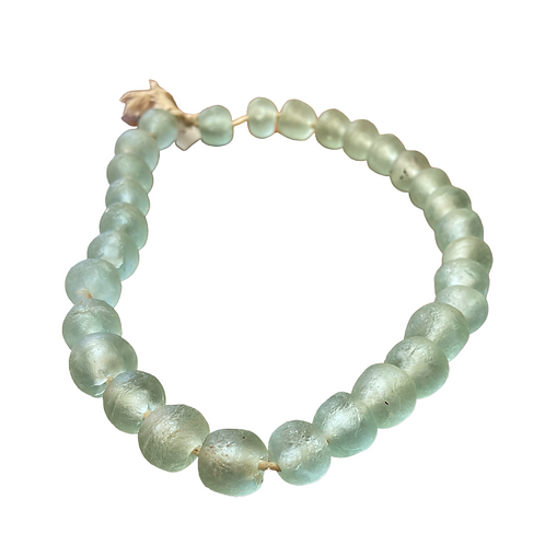 Recycled Glass Beads- Seaglass