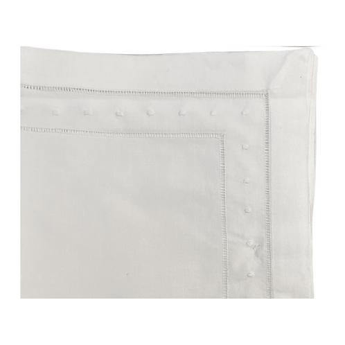 White Linen Placemats