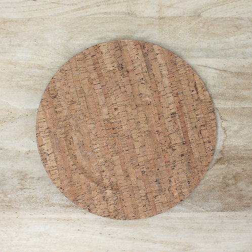 Cork Charger- Set of 4