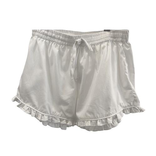 Cotton Short- White- M