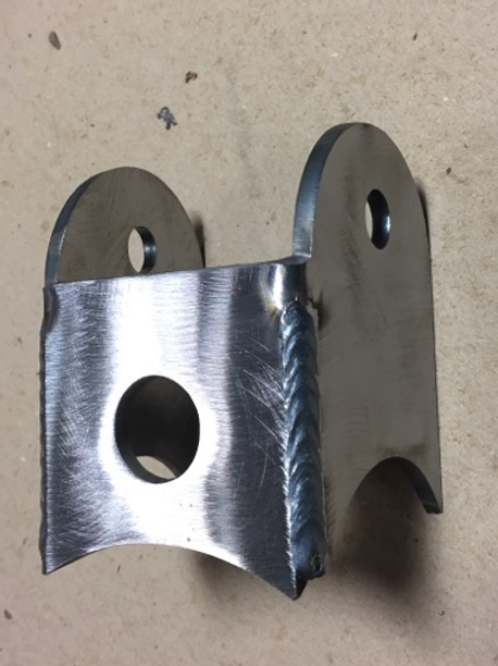Pair (2) of axle bracket