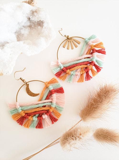 Landscape Earrings - 3 colorways