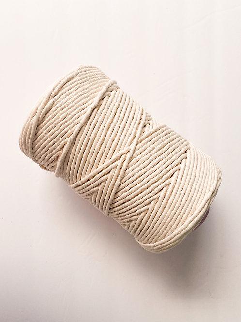 5mm Supersoft Single Twist Cotton String