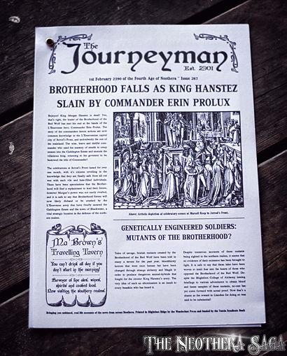 UK LARP | High Fantasy Steampunk | Neothera Saga events are based in Exeter, Devon | LARP Newspaper