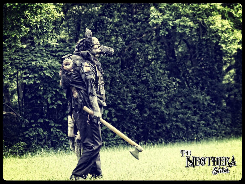 WEEKEND EVENT 1 UK LARP Exeter Devon Neo