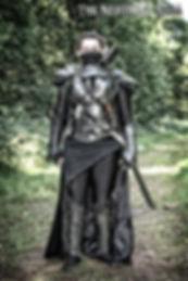 Exeter Devon UK LARP Neothera Saga images Elf Assassin