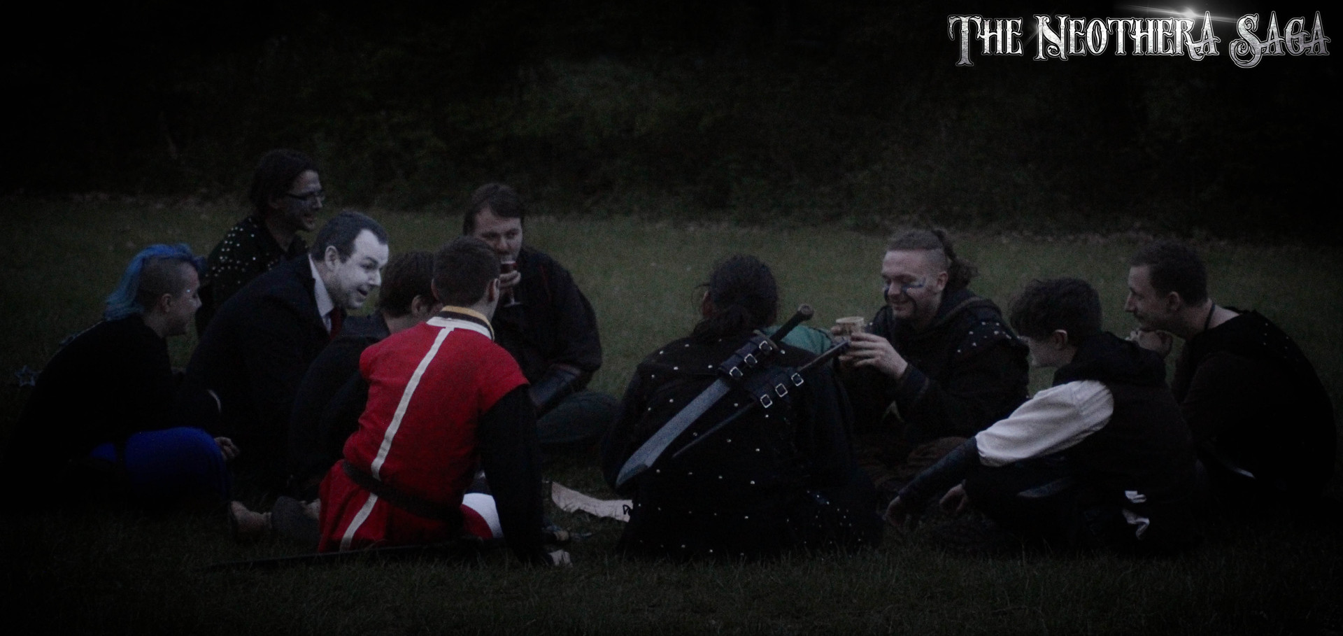 WEEKEND EVENT 11 UK LARP Exeter Devon Ne