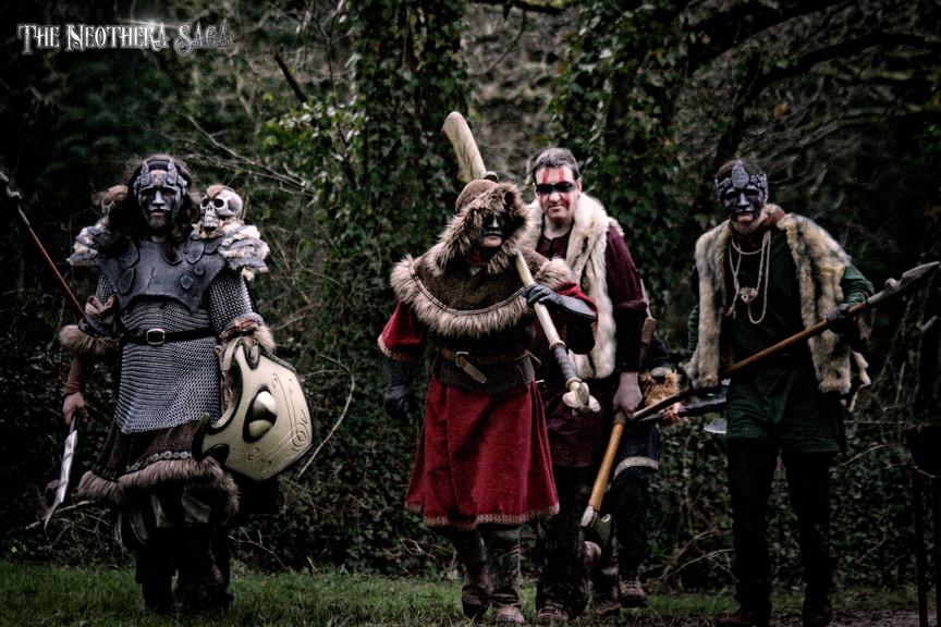 WEEKEND EVENT 3 UK LARP Exeter Devon Neo