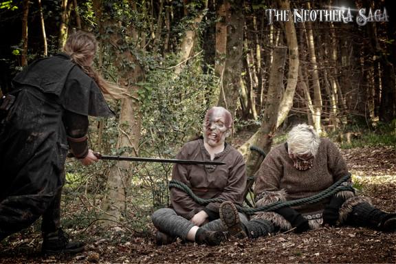 WEEKEND EVENT 6 UK LARP Exeter Devon Neo