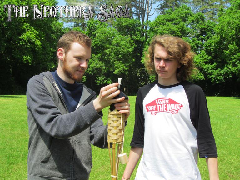 UK LARP Neothera Saga Exeter Devon Behin