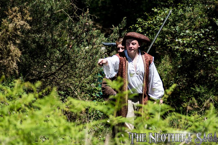 SINGLE DAY ADVENTURE JUNE 2017 UK LARP E