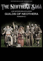 UK LARP Neothera Saga Guilds of Neothera