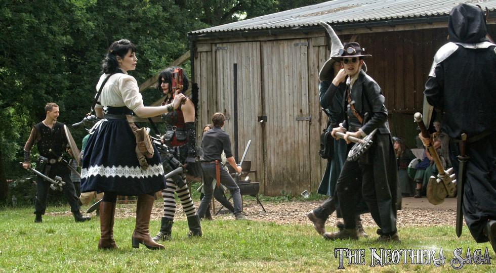 WEEKEND EVENT 12 UK LARP Exeter Devon Ne