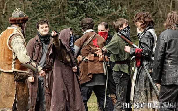 WEEKEND EVENT 8 UK LARP Exeter Devon Neo