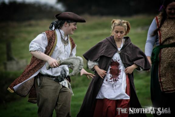 WEEKEND EVENT 5 UK LARP Exeter Devon Neo