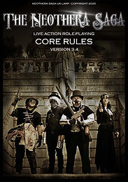 UK LARP Neothera Saga Core Rules