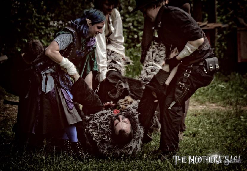 WEEKEND EVENT 4 UK LARP Exeter Devon Neo