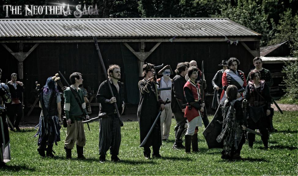 WEEKEND EVENT 7 UK LARP Exeter Devon Neo