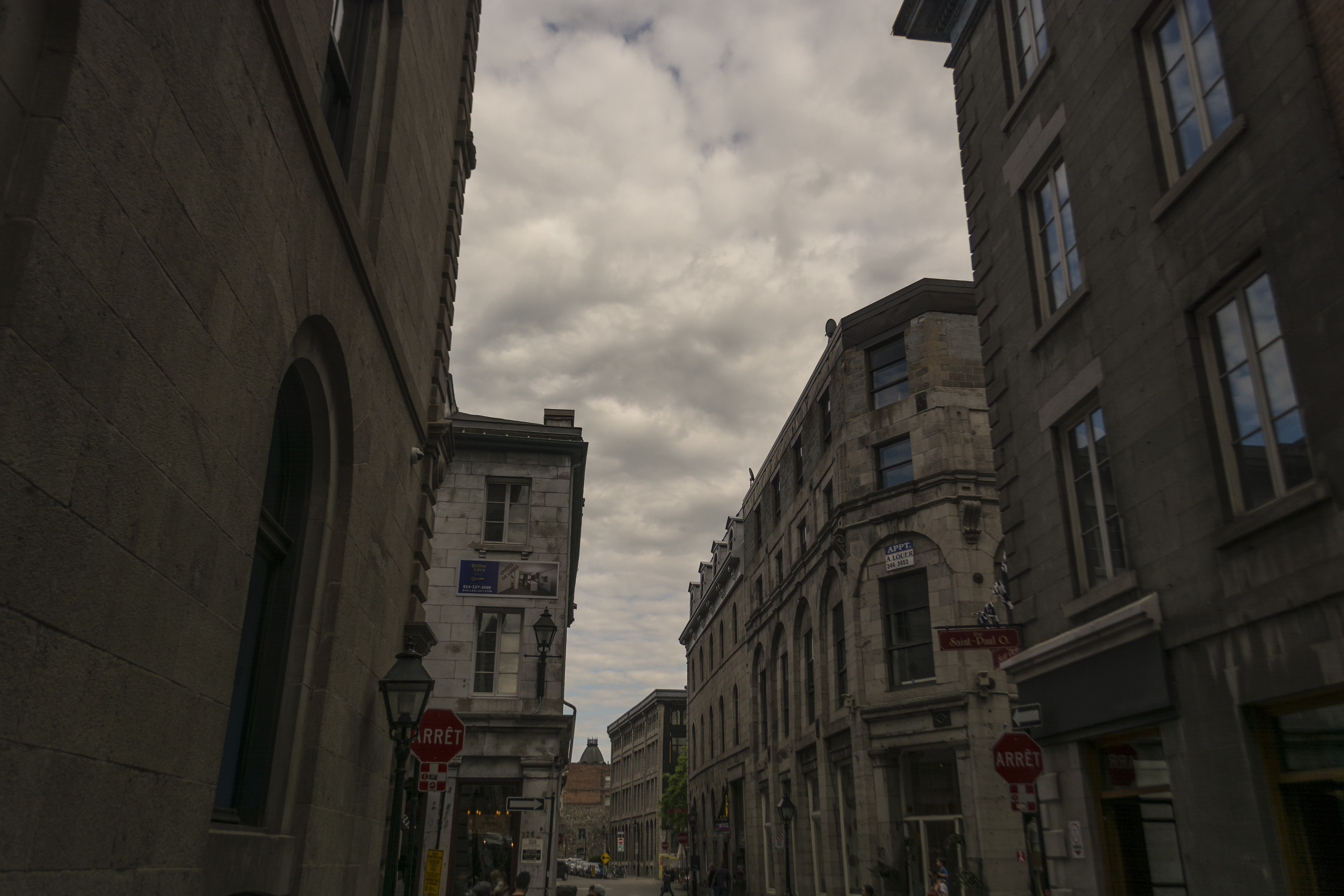 OLD MONTREAL ON THE FIRST WEEKEND OF JUNE26
