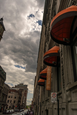 OLD MONTREAL ON THE FIRST WEEKEND OF JUNE15