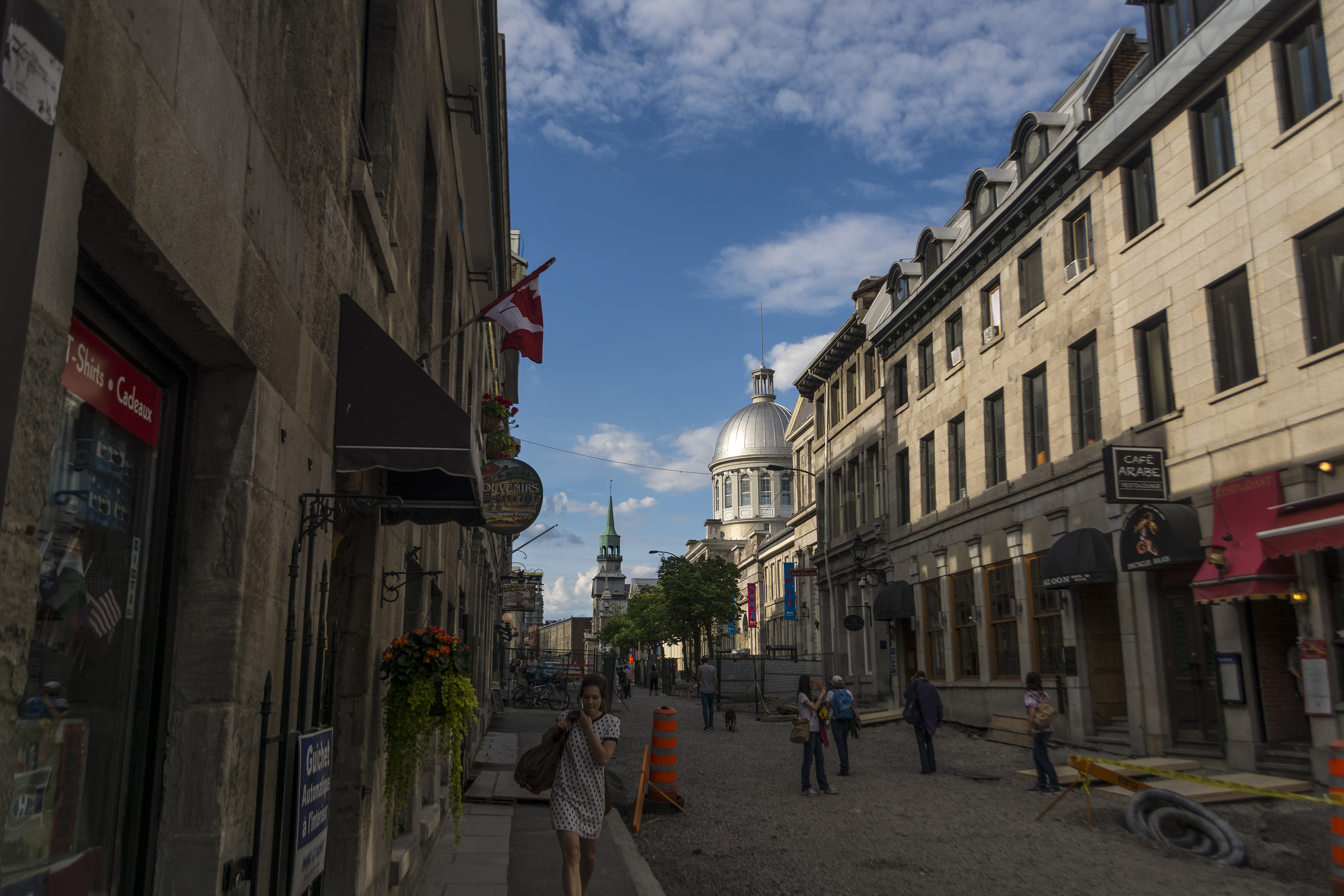 OLD MONTREAL ON THE FIRST WEEKEND OF JUNE77