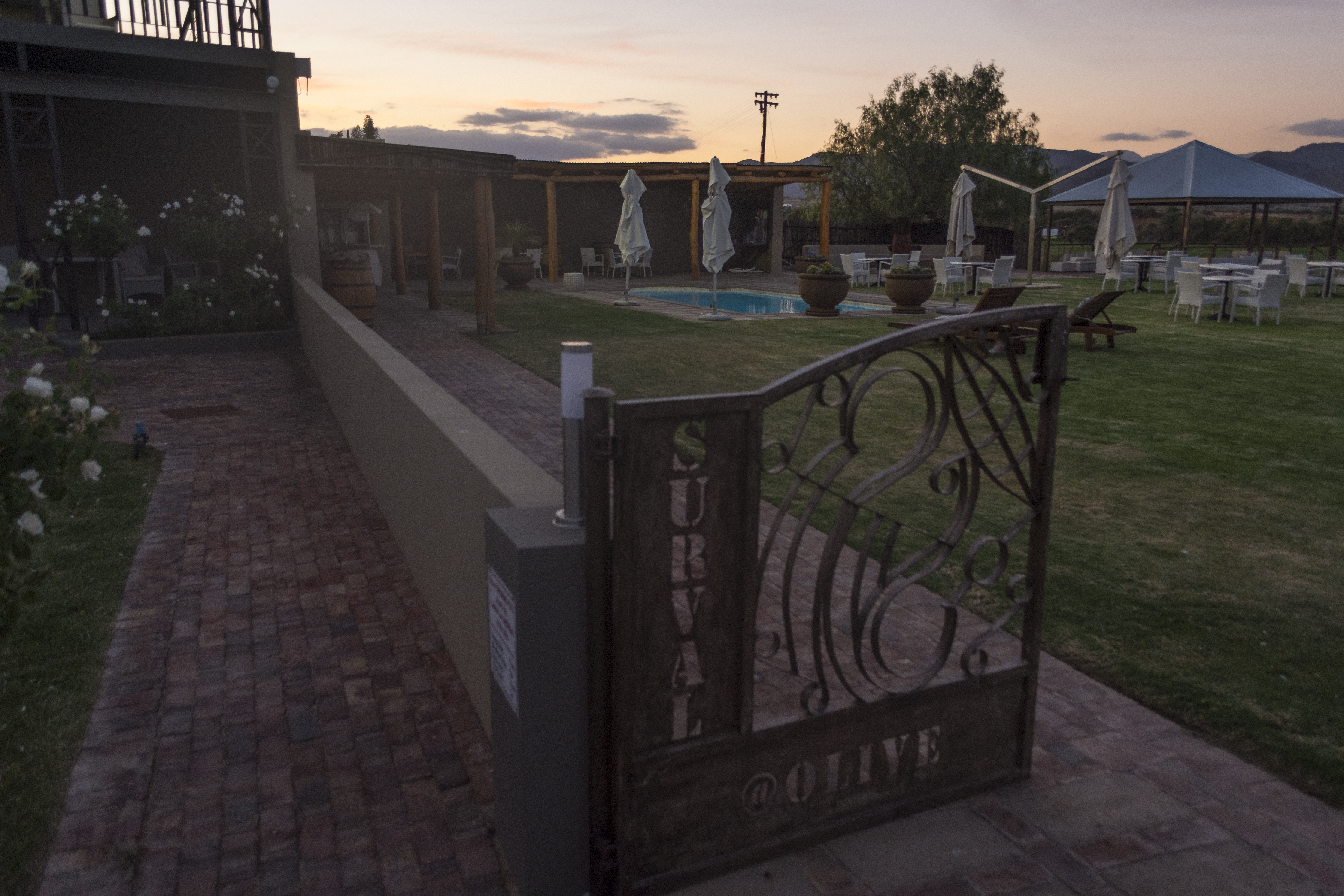 SOUTH AFRICA TRIP 20180802