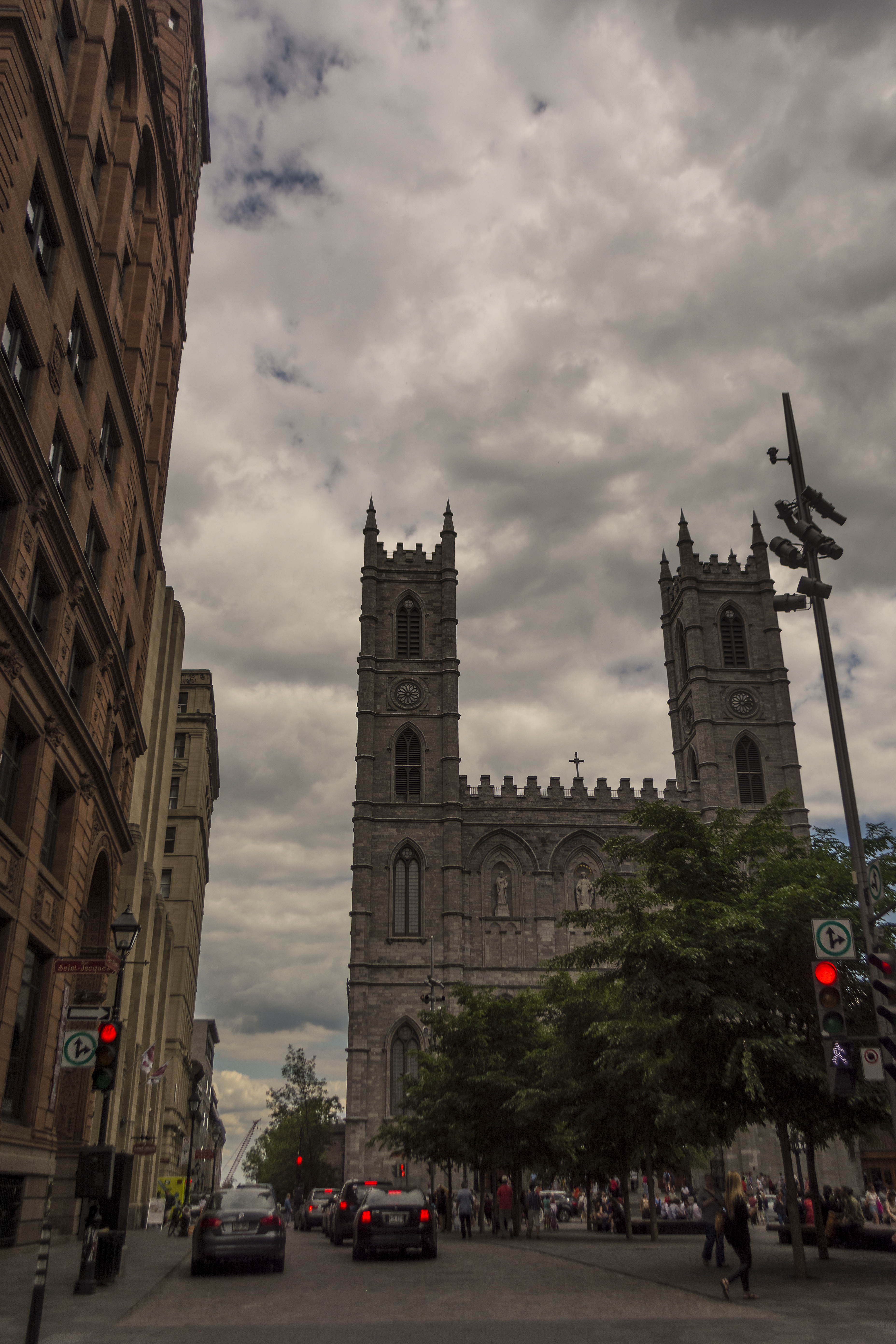 OLD MONTREAL ON THE FIRST WEEKEND OF JUNE13