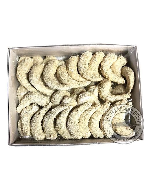 Креветка ваннамей в панировке, кг.