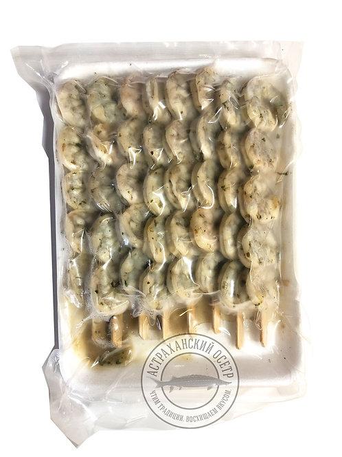 Креветка в чесночном маринаде, 500 гр.