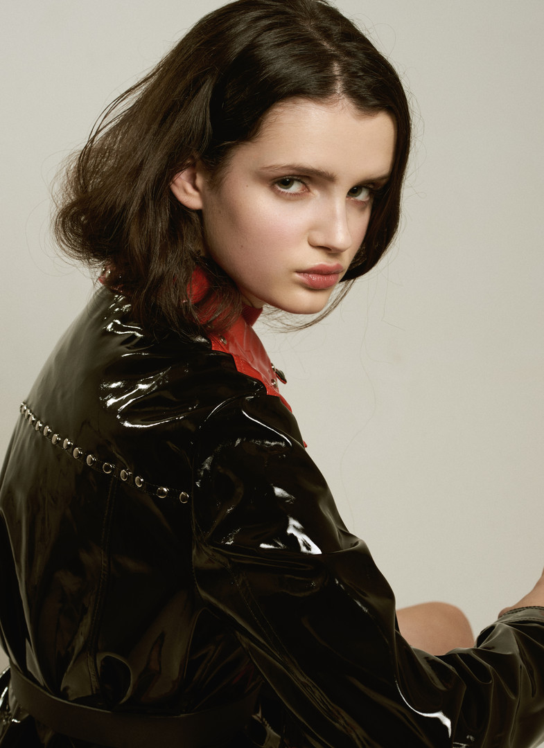 Photo Jamaine Kato Stylism & Hair Greekandchic Model Gwennan of Storm Mua Johanna Monti