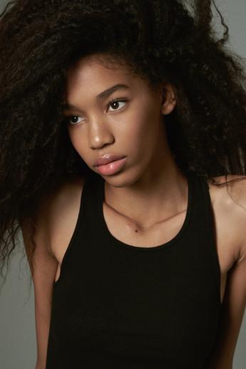 Photo Jamaine Kato  Model Dariana Ruiz  MUAH Johanna Monti
