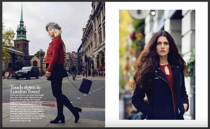 PHG : Fernando De Haro Models: Chloe Barclay @Anthonia Thurner  Make Up Artist : Johanna Monti  High End Retouching Paola Denyce High End Retouch