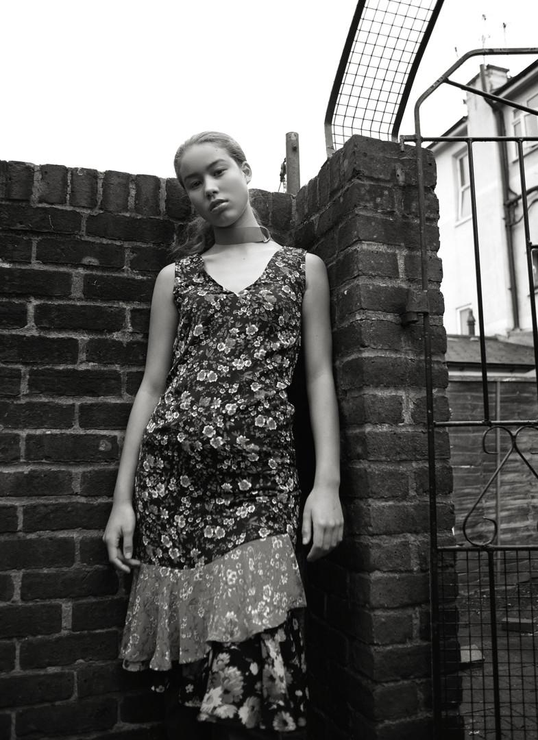 Photo Jamaine Kato Stylism & Hair Greekandchic Model Mia of Storm Mua Johanna Monti