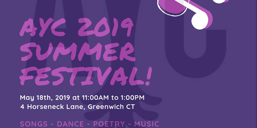 AYC Summer Festival - May 18, 2019