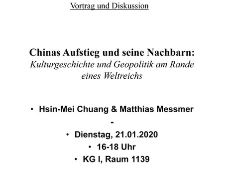 Visit our talk at University of Freiburg, Germany!