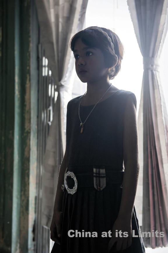 A believer in Mandalay