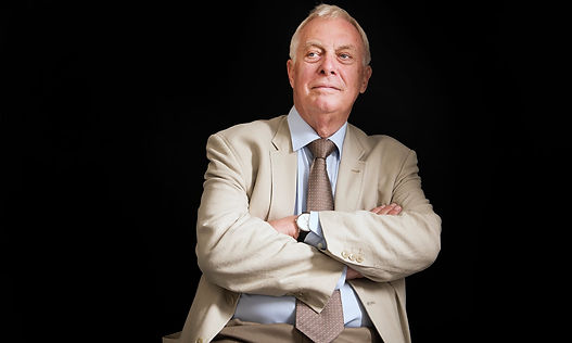 "Lord Chris Patten talks about ""China at its Limits"""