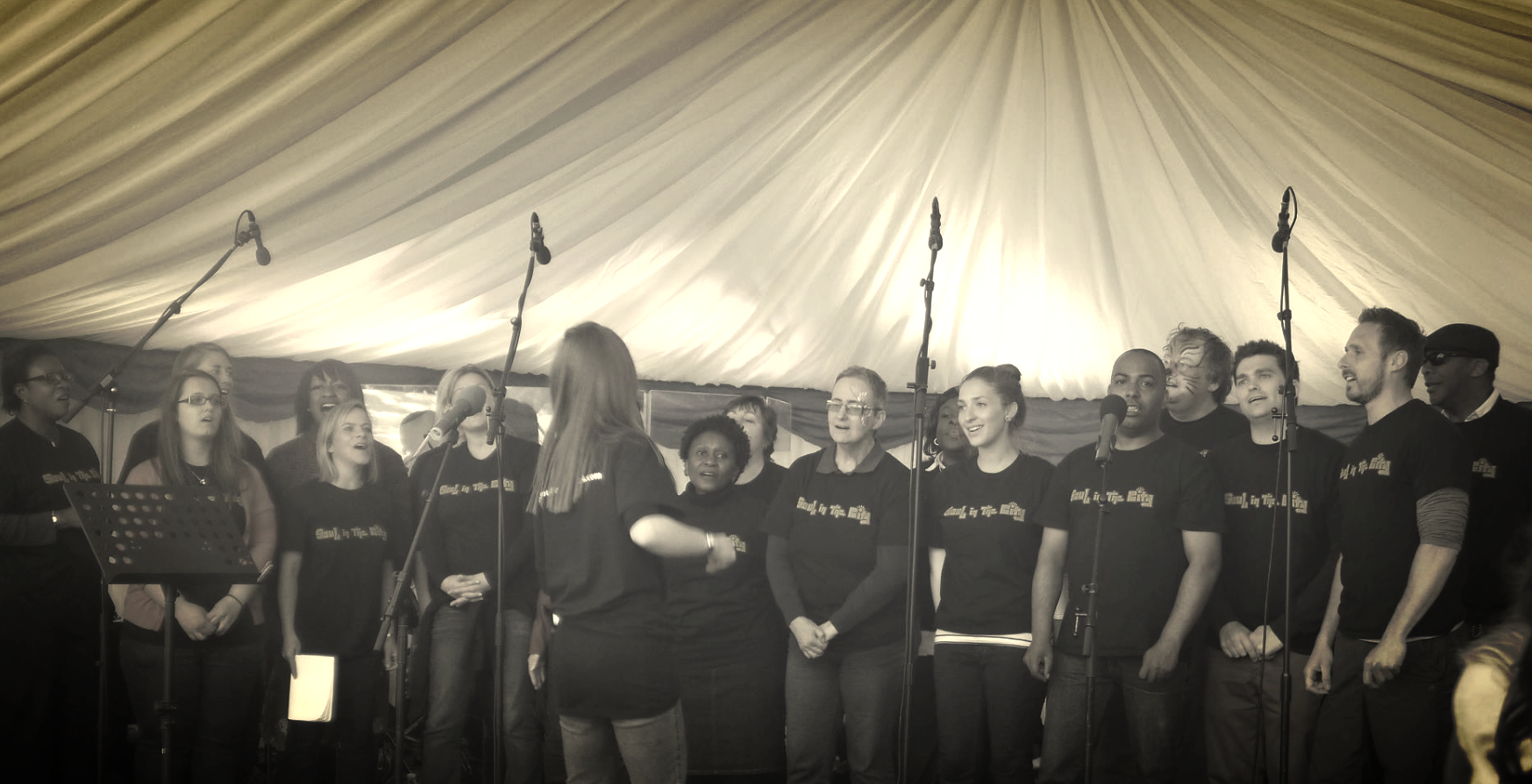 Tollington Gospel Choir SITC 2012