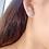 Thumbnail: Double Halo Earrings 1carat