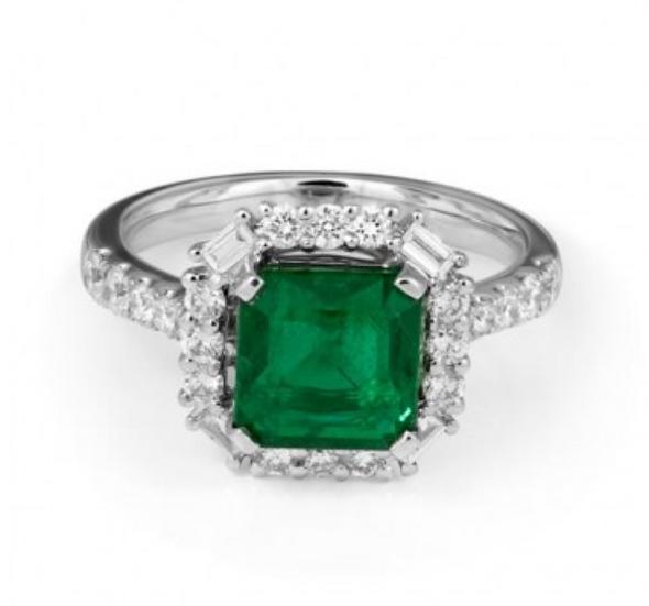 Emerald Cluster Halo Microset