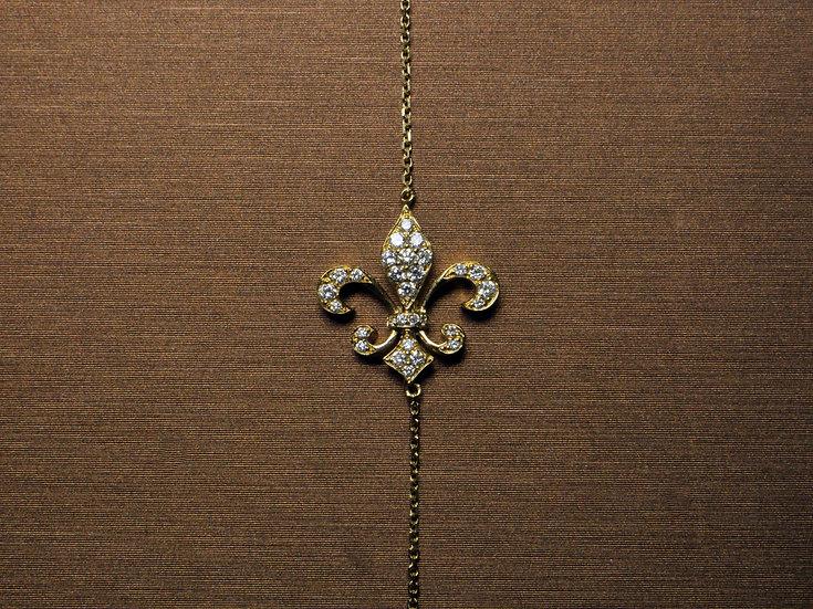 Bouquet Diamond Bracelet