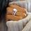 Thumbnail: 'Saturn' Hidden Halo Round Brilliant Engagement ring
