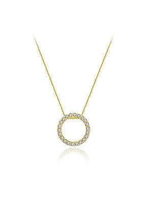 Circle Aura pendant