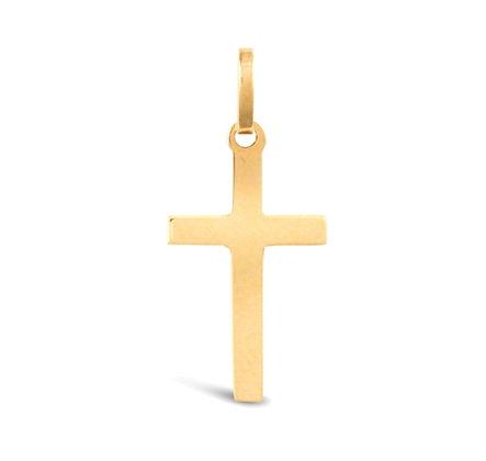 9k Gold Cross pendant
