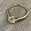 Thumbnail: 0.90ct Diamond Thin 18k gold Engagement ring