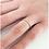 Thumbnail: Microset 1.5mm Eternity style wedding band