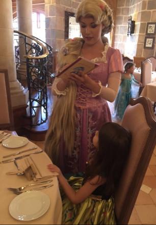 Disneyland Paris - Restaurantes