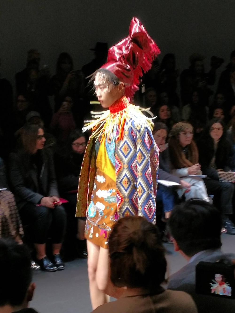 Manish Arora Paris Fashion Week
