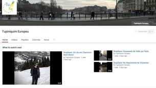 Canal do Let's Paris no YouTube!